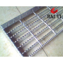 Serrated Hot Dipped Galvanized Gratings From Direct Factory