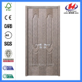 *JHK-020 Accordion Wood Doors Interior Wooden Concertina Doors High Quality Mahogany Wood Accordion Doors