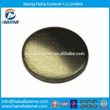 Fournisseur chinois Meilleur prix DIN470 Acier au carbone / Acier inoxydable Rondelles d'étanchéité Zinc plaqué / HDG