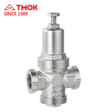 Precision Brass color chrome Pressure Reducing Valve