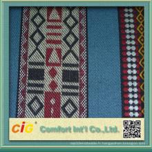 Tissu d'ameublement en tissu décoré en Chine (Shzs04672)