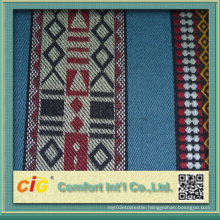 China Decorated Cloth Upholstery Fabric (Shzs04672)
