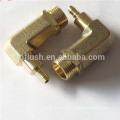 Custom-made OEM High preicison machining brass nozzle sprayer