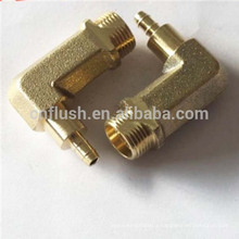 Custom-made OEM High preicison machining brass nozzle sprayer