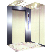 Lift cabine decoratie, Center Opening auto deur