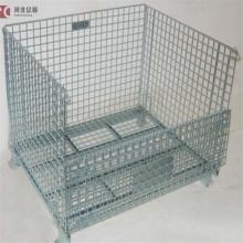 Промышленные штабелируемые проволочные контейнеры для хранения