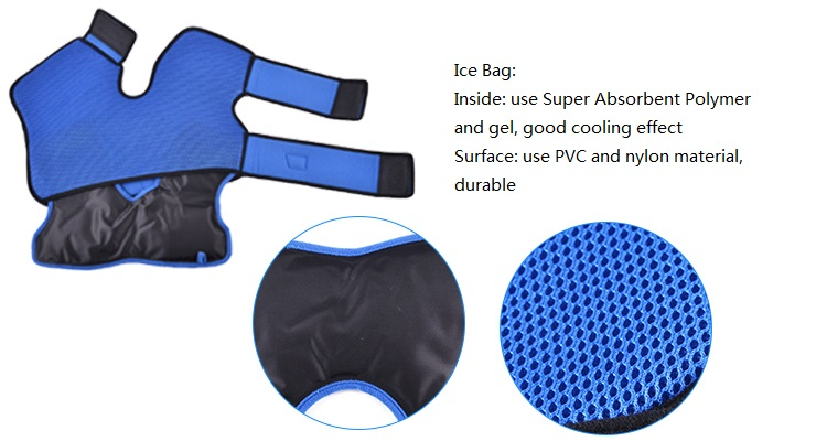 elbow wrap with gel pad