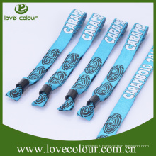 Top selling cheap custom festival wristbands