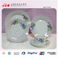Modern Tableware Food Grade Unbreakable Safety Cheap Bulk Dinner Plates