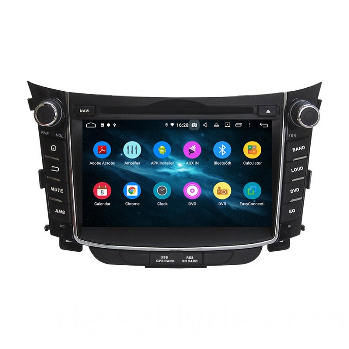sale bluetooth car radio for I30