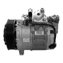 Auto AC Compressor for Porsche 7seu17c 12V