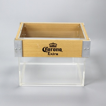 Ny design Acrylic Wine Storage Racks