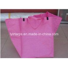 Plastic Tarpaulin Bag, Tarp Bag, Poly Tarp Bag