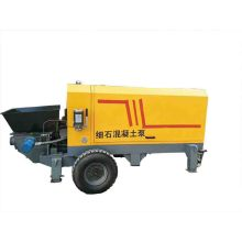 Price concrete mixer with pump hose machine