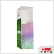 A fábrica fornecer caixas de frasco 10 ML Pharma holograma para proteção de marca