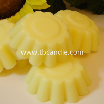 fragrant Wax melt tarts flower style