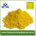 10% de réduction fabricant de pigments de mosaïque de verre de couleur jaune vert
