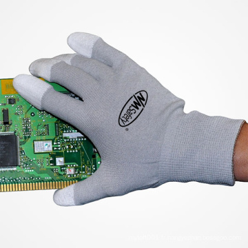 NMSAFETY pu gant de sécurité Chine gants de travail gants de main électriques