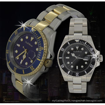 Class Style Stainless Steel Men′s Watch