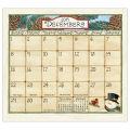 Custom Fridge Bumper Magnetic Monthly Calendar Set