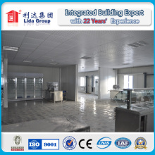 2016 High Quality Prefabricated Steel Structure Warehouse