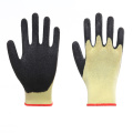 Anti-slip Short Latex Multicolor Working Gloves