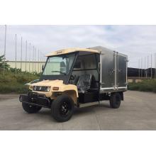 Food Transport Vehicle Mini Food Cart Truck