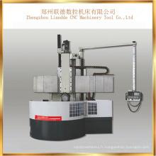 Machine de tour verticale CNC promotionnelle à prix réduits avec Ce