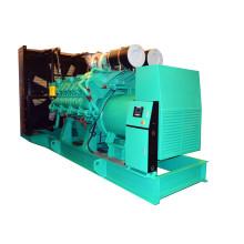 Grupo de geração do combustível dobro diesel do gás da natureza de 50Hz Googol 1000kw