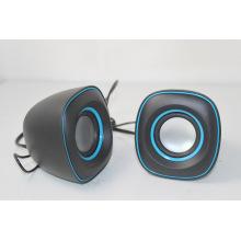 Laptop USB2.0 Lautsprecher mit guten Preis Fabrik in Shenzhen China