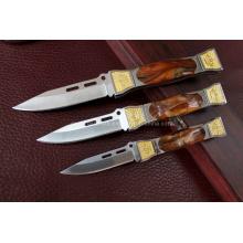 Couteau pliant en acier inoxydable 420 (SE-298)