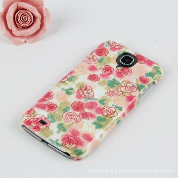 Sublimação em branco Mobile Case / Covers para S4 Made in China a preço competitivo Wholsale