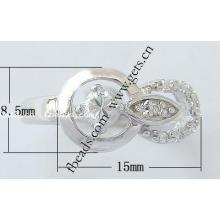2015 Gets.com 925 prata esterlina serpente dedo anelar