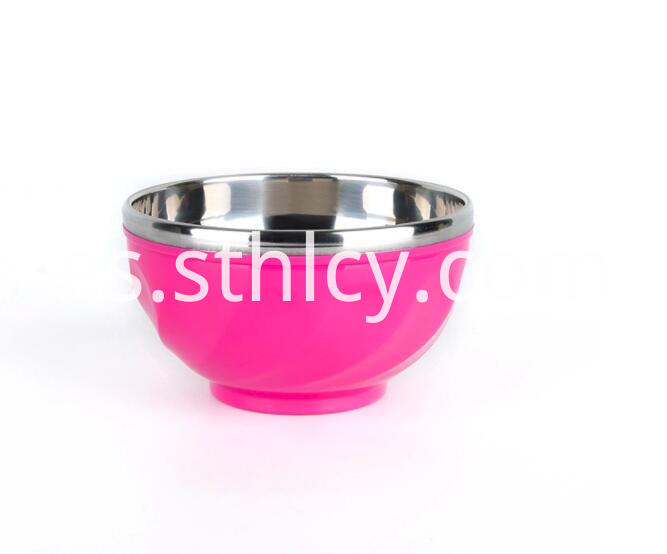 Stainless Steel Vegetable Bowl