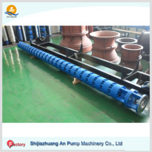 Deep Bore Hole Submersible Vertical Turbine Irrigation Angriculture Pump