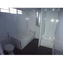 Movable Container Toilet / Lavatories (shs-mc-ablution009)