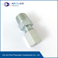 Air-Fluid Stardand Compression Male Straight Fittings
