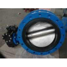 Betrouwbare Seal Ceter Line Flanged Butterfly Valve