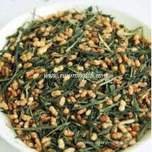 Коричневый рисовый чай