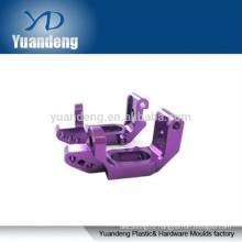 Anodized aluminum machining service