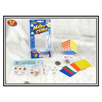 YongJun popular plastic 5 layers magic cubes educational toys