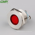 22mm stainless steel waterproof LED signal light IP67 high Quality