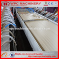 WPC Door Panel making machine/ PVC WPC door board extrusion machine