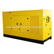 Perkins Generator Set with Super Silent Canopy Stamford Alternator & 450kVA/360kW