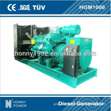728KW Googol 60Hz genset, HGM1000, 1800RPM