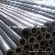 DIN standard CK45 hot rolled factory price oiled surface black carbon steel pipe