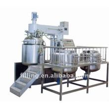 ZRJ-500L Cream Vacuum Emulsification Blending machine