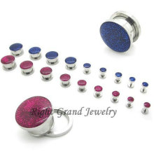 316L Stainless Steel Sexy Glitter Erotic Body Jewelry