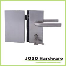 Center Lock & Strike для внутренних дверей с закаленным стеклом