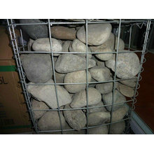 Welded Gabion Box, Galvanized Stone Cage, Gabion Retaining Wall Fence